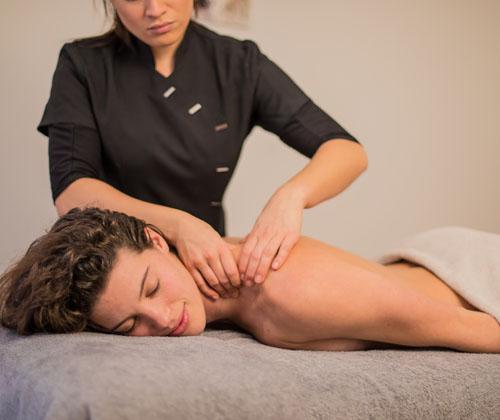 massage en single float arrangement